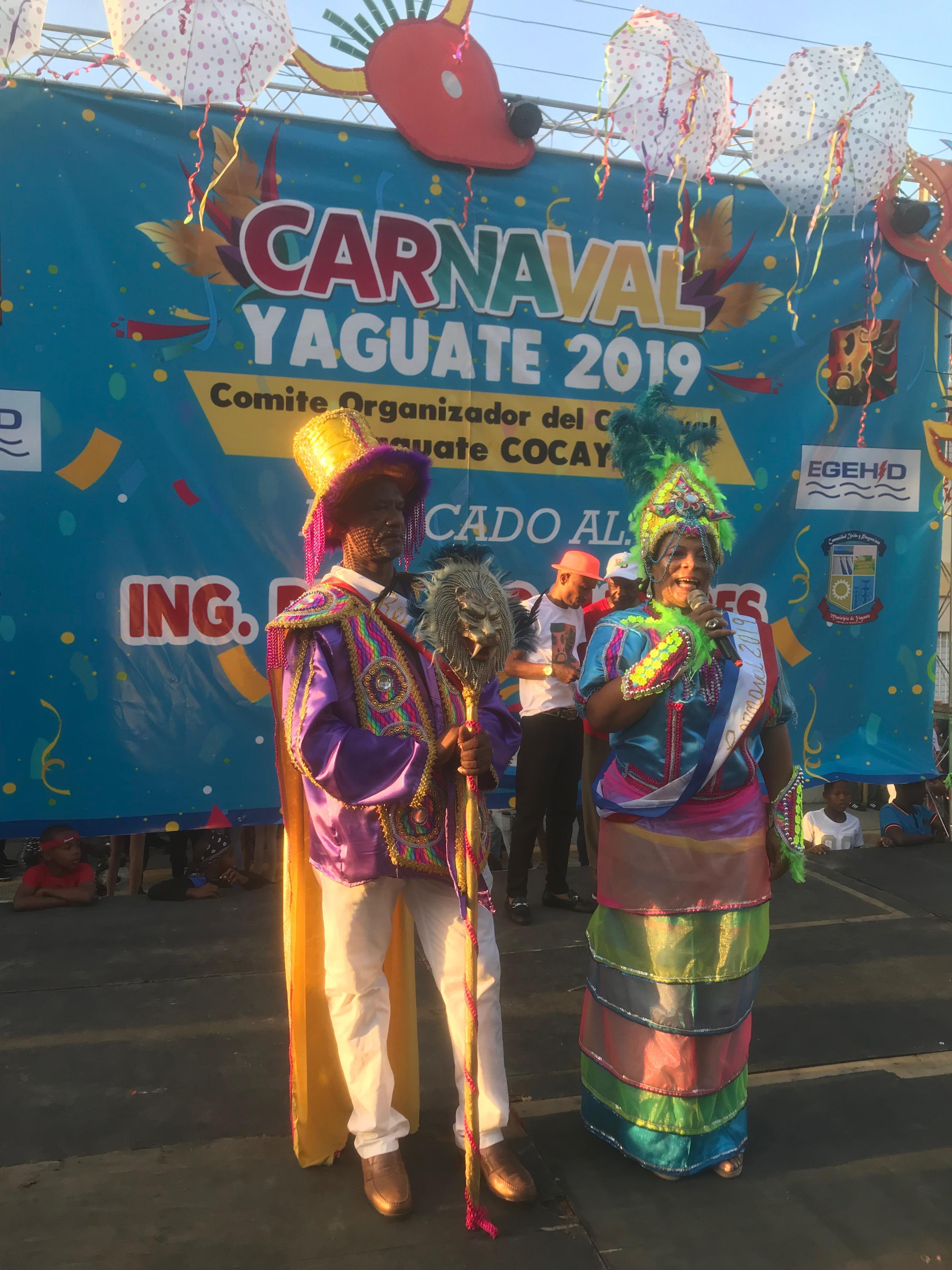 Carnaval Popular Yaguate 2019 (COCAYA)