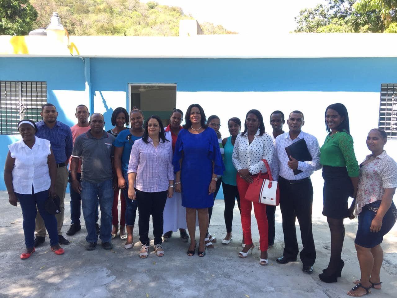 Alcaldía de Yaguate y SRS Valdesia ponen en funcionamiento Centro Primer Nivel en Boca de Mana