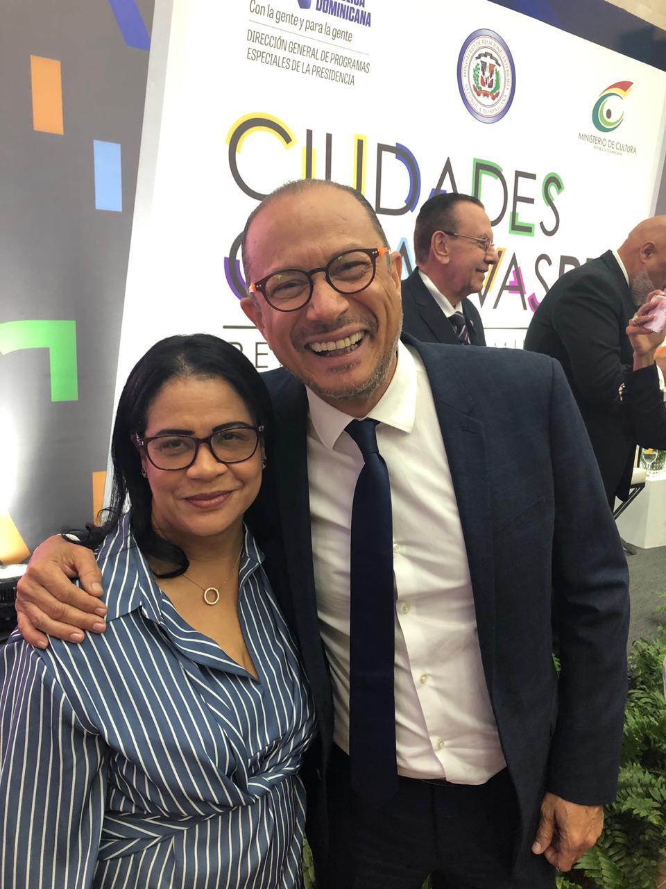 Rosa Peña participa en lanzamiento Red de Ciudades Creativas 2019