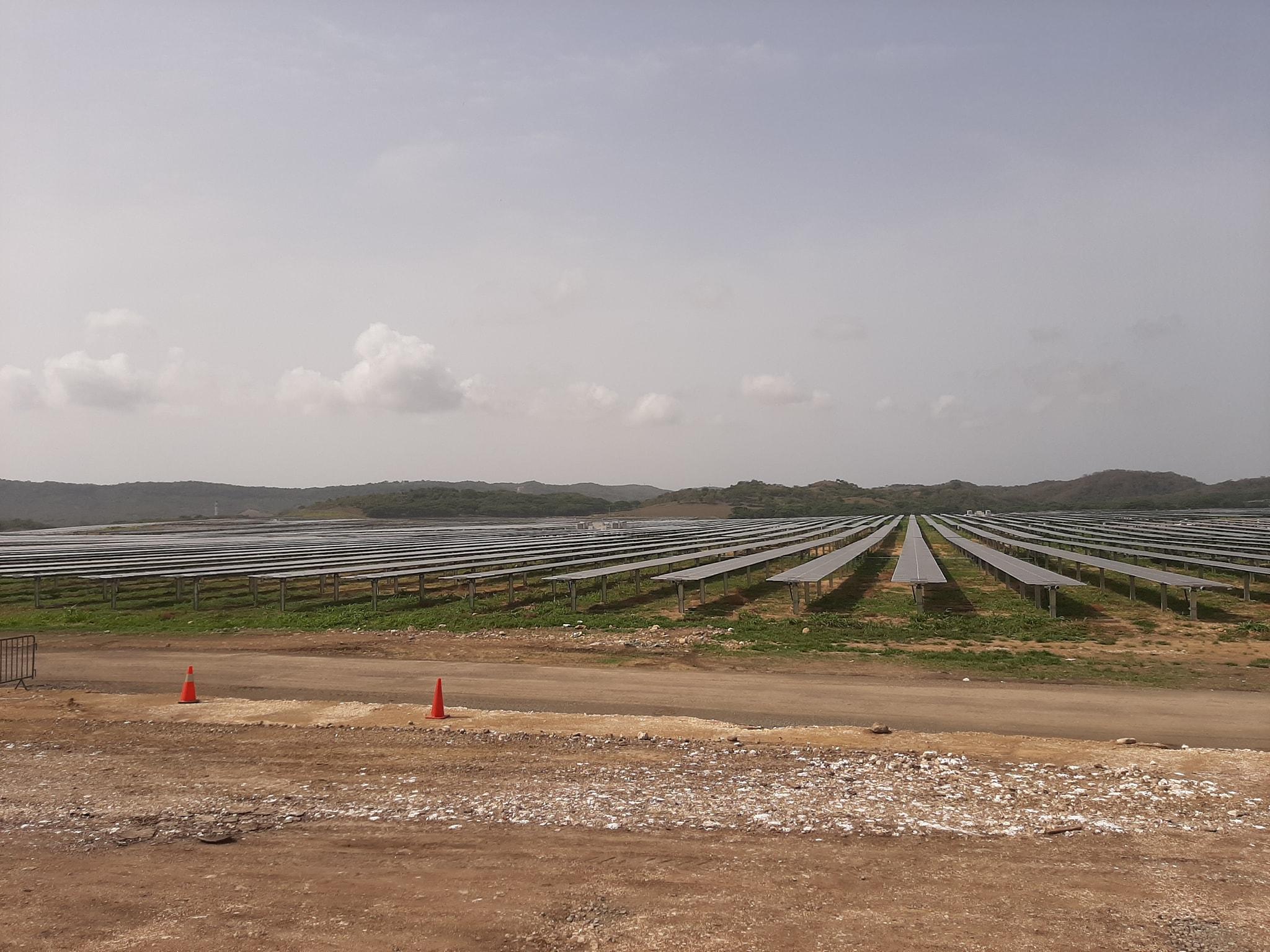 Alcaldía de Yaguate pieza  clave para construcción del parque Solar Girasoles a cargo de EGE Haina